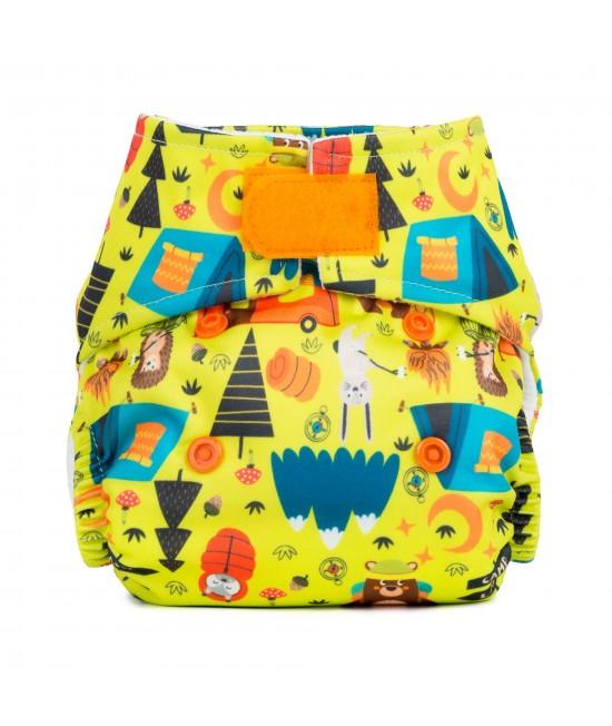 Scutec textil pentru nou-născuți - Baba+Boo Camping