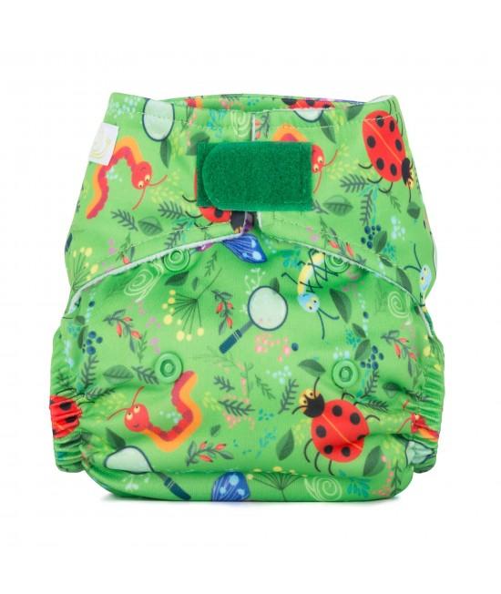 Scutec textil pentru nou-născuți - Baba+Boo Nature Detectives