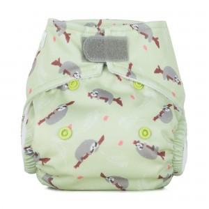 Scutec textil pentru nou-născuți - Baba+Boo Sloths