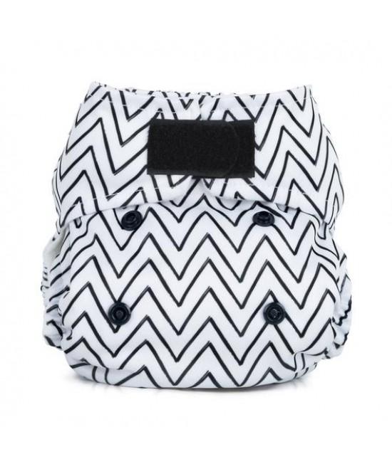Scutec textil pentru nou-născuți - Baba+Boo Mountains