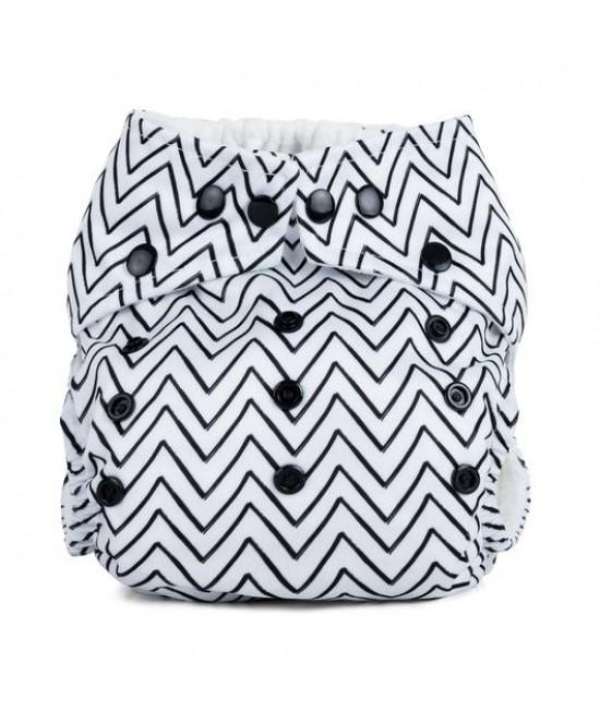 Scutec textil cu buzunar Baba+Boo Mountains