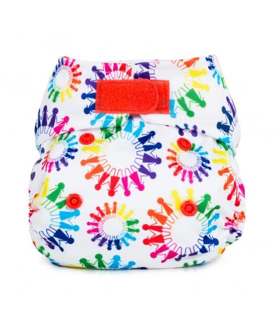 Scutec textil pentru nou-născuți - Baba+Boo Tribe