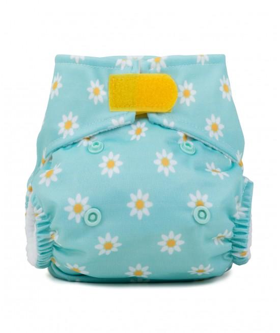 Scutec textil pentru nou-născuți - Baba+Boo Daisy Chain