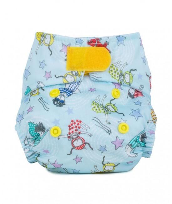 Scutec textil pentru nou-născuți - Baba+Boo Superkids