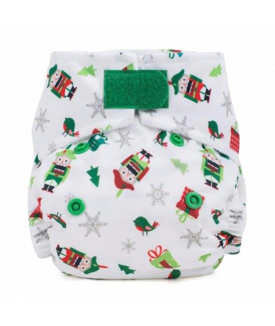 Scutec textil pentru nou-născuți - Baba+Boo Nutcracker