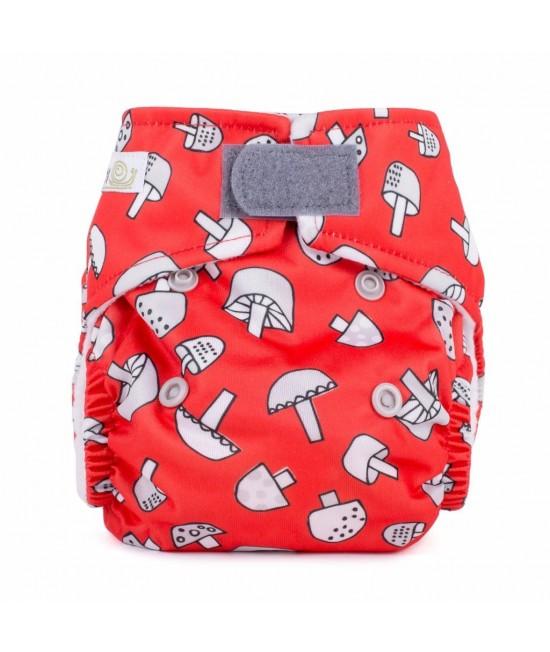 Scutec textil pentru nou-născuți - Baba+Boo Toadstools