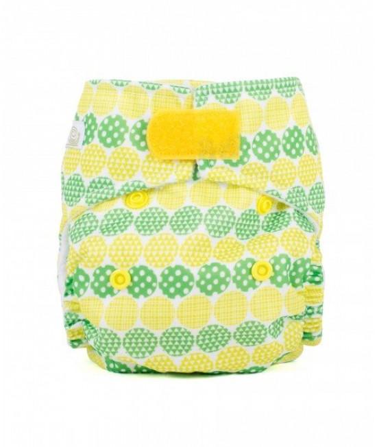 Scutec textil pentru nou-născuți -  Baba+Boo Planet Kind