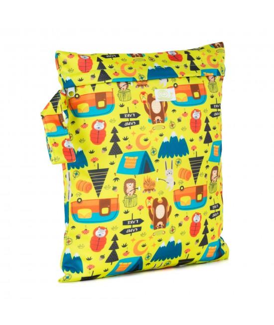 Săculeț Baba+Boo mic impermeabil refolosibil - wet bag Camping