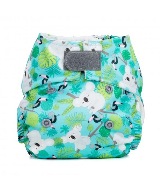 Scutec textil pentru nou-născuți - Baba+Boo Koalas