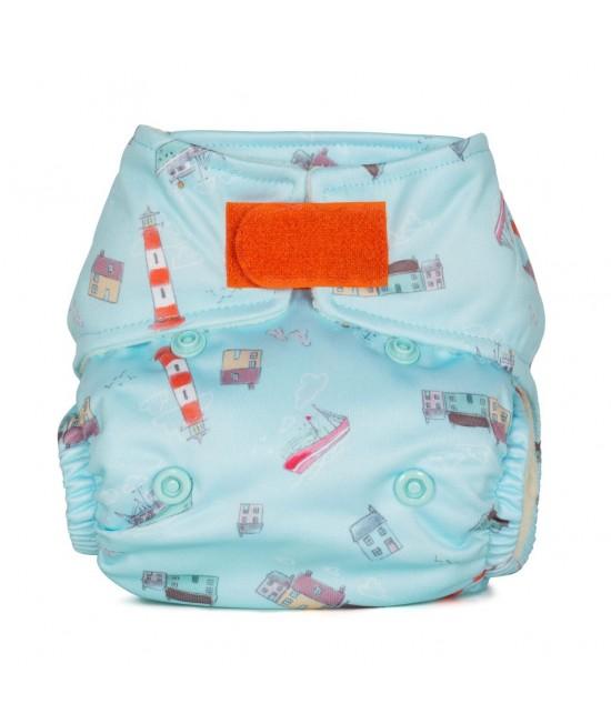 Scutec textil pentru nou-născuți - Baba+Boo Harbour
