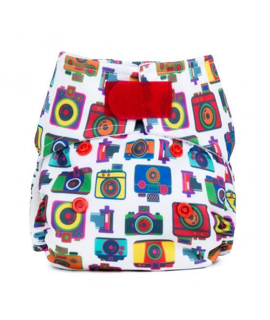 Scutec textil pentru nou-născuți - Baba+Boo Cameras