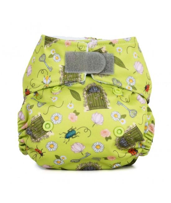 Scutec textil pentru nou-născuți - Baba+Boo Secret Garden