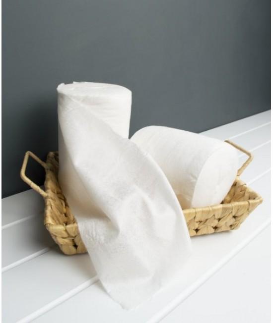 Linere (hârtie de protecţie) Baba+Boo pentru scutece refolosibile - 100 de bucăți din bambus