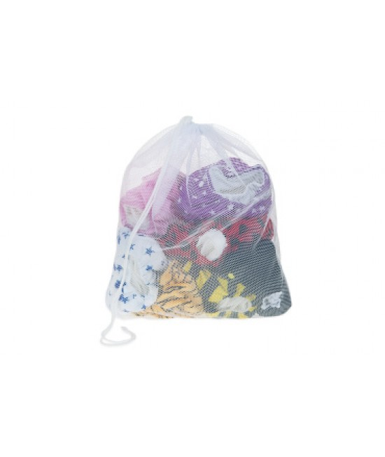 Săculeț (plasă, mesh bag) Baba+Boo pentru depozitarea și spălarea scutecelor