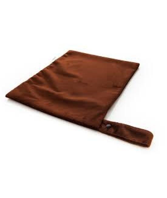 Sac pentru scutece (wet-bag) Bambooty BASICS Chestnut