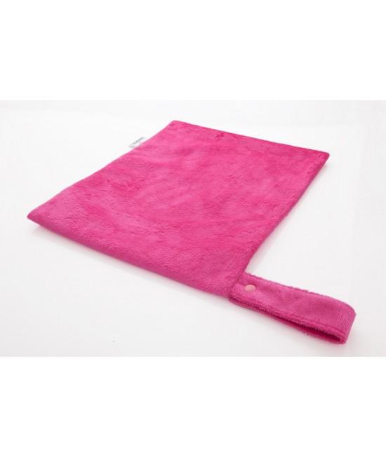 Sac pentru scutece (wet-bag) Bambooty BASICS Raspberry