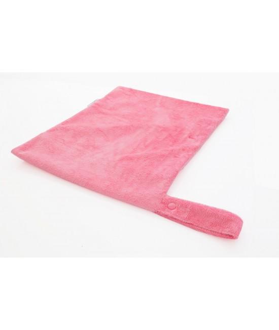 Sac pentru scutece (wet-bag) Bambooty BASICS Peach