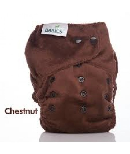 Scutec textil Bambooty BASICS AI2 (All in two) - Chestnut