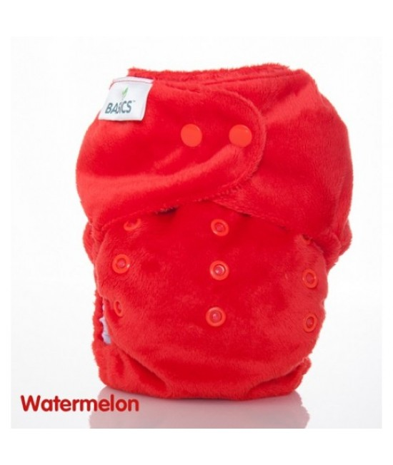 Scutec textil Bambooty BASICS AI2 (All in two) - Watermelon