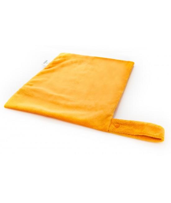 Sac pentru scutece (wet-bag) Bambooty BASICS Lemon