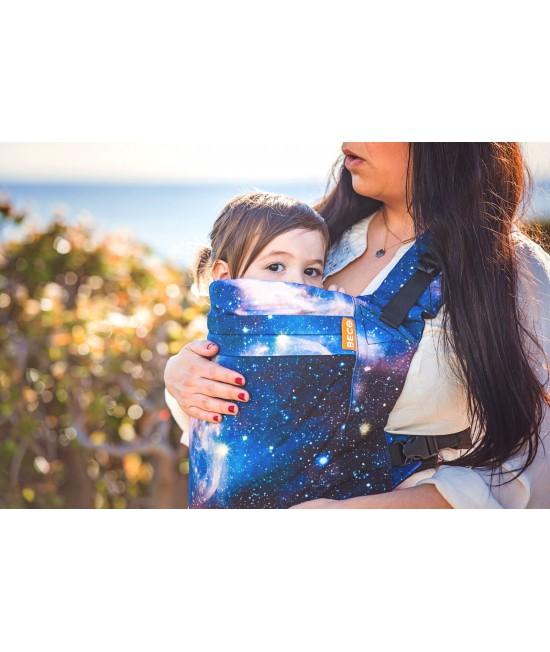 Marsupiu ergonomic pentru copii mari Beco Toddler Carina Nebula
