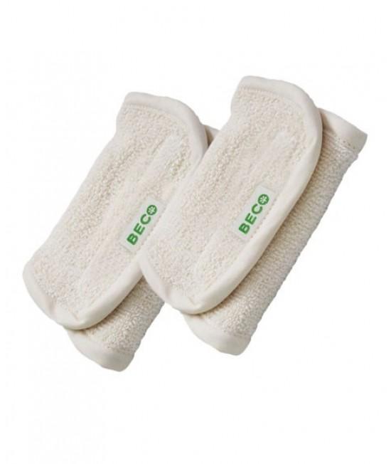Protecții Beco din bumbac organic pentru bretelele sistemelor de purtare