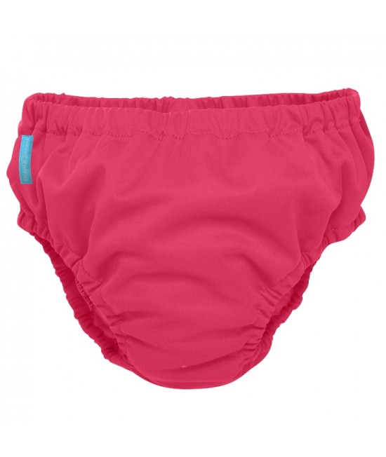 Scutec refolosibil de înot Charlie Banana - chiloți de antrenament pentru oliță - 2 în 1 - Hot Pink