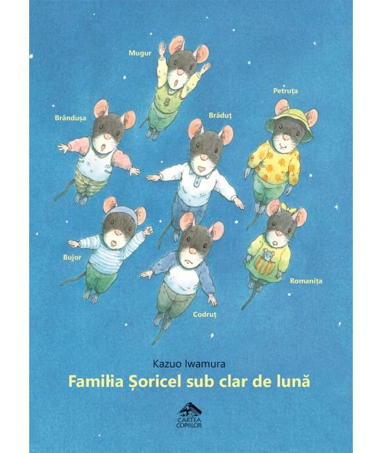 Familia Șoricel sub clar de lună - Kazuo Iwamura