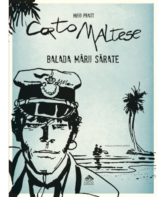 Corto Maltese 1. Balada mării sărate - Hugo Pratt
