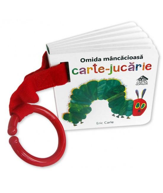 Omida mâncăcioasă, carte-jucărie - Eric Carle
