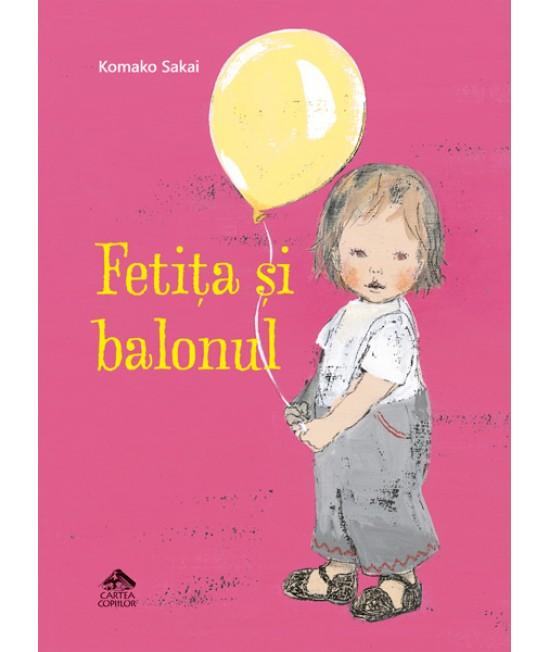 Fetița și balonul - Komako Sakai
