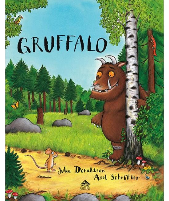 Gruffalo - Julia Donaldson & Axel Scheffler