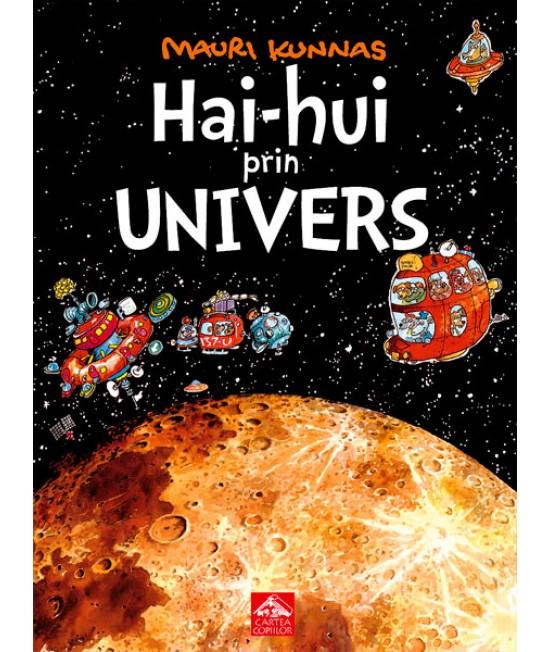 Hai-hui prin Univers - Mauri Kunnas