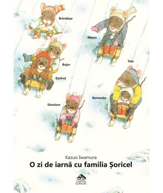 O zi de iarnă cu familia Șoricel - Kazuo Iwamura