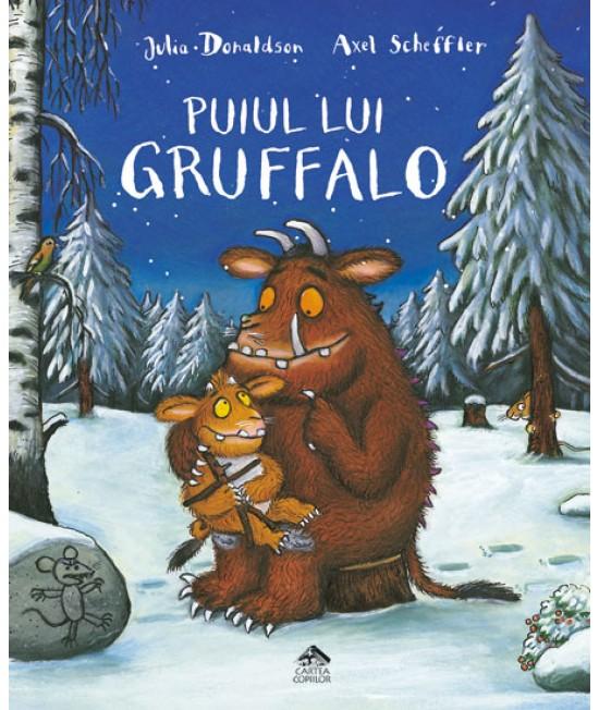 Puiul lui Gruffalo - Julia Donaldson & Axel Scheffler