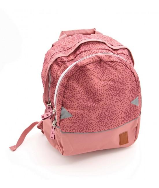Ghiozdan ergonomic roz CeLaVi pentru grădiniță