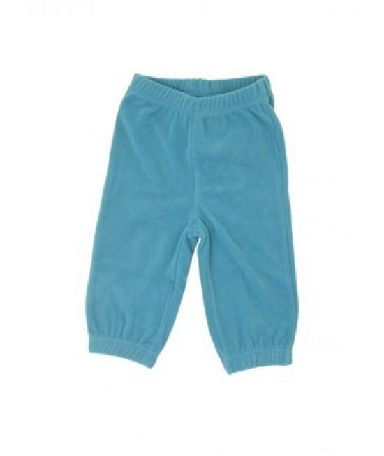 Pantaloni călduroși din fleece Minymo - albaștri