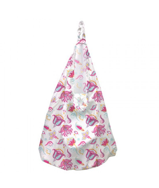 Sac mare pentru scutecele lavabile (wet bag) Charlie Banana Cotton Bliss
