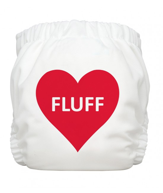 Scutec textil refolosibil Charlie Banana Fluffy Love