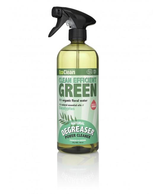 Detergent BIO pentru bucătărie EcoClean Nordic - cu eucalipt - 750 ml