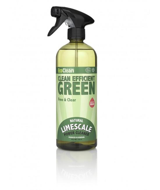 Detergent BIO pentru baie EcoClean Nordic - fără miros - 750 ml