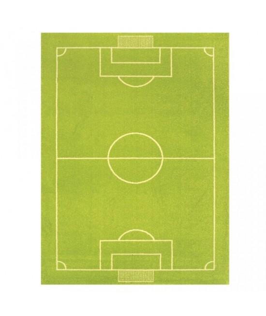 Covor de joacă pentru copii 3D - IVI Teren de fotbal 80 x 150