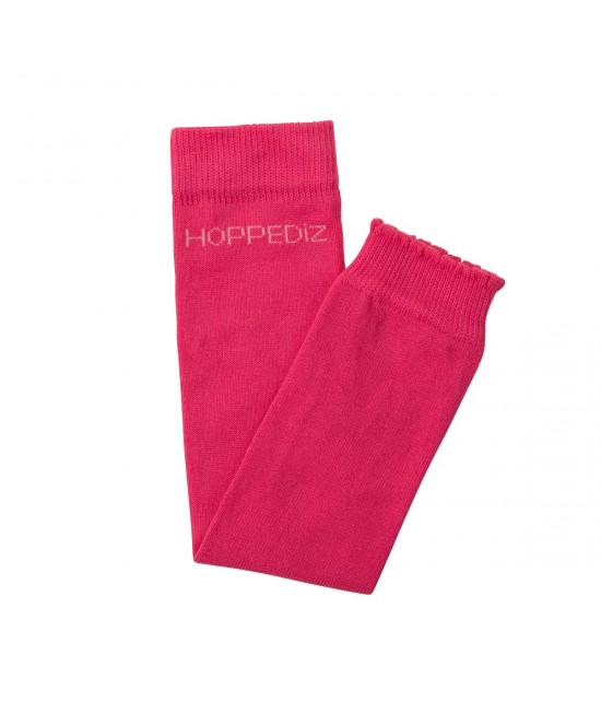 Jambiere Hoppediz din bumbac organic - roz