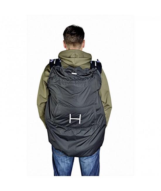Cover (protecție) 3 în 1 Hoppediz Anthracite (gri) pentru sistemele de purtare