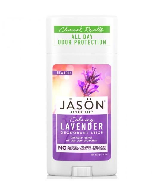 Deodorant stick BIO Jason cu levănțică