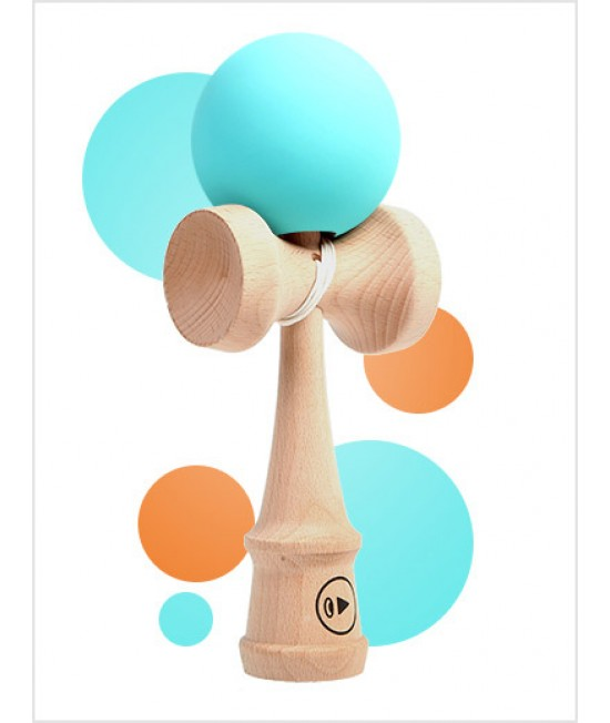 Kendama Play Monster Grip K Turquoise