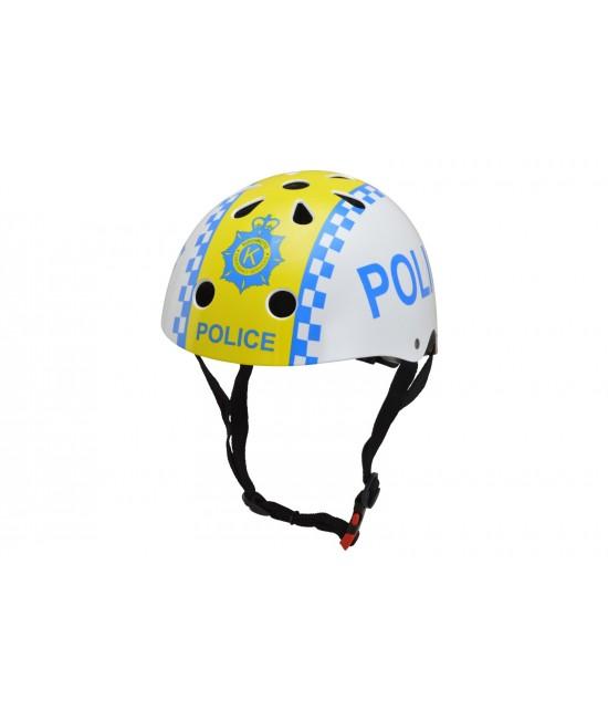 Cască de protecție Kiddimoto Police mărimea M