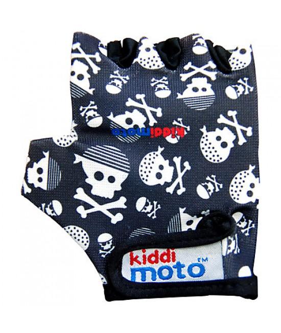 Mănuși de protecție Kiddimoto Skullz mărimea M
