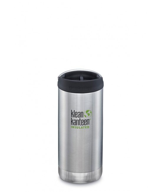 Termos TKWide 355 ml Brushed Stainless, Klean Kanteen