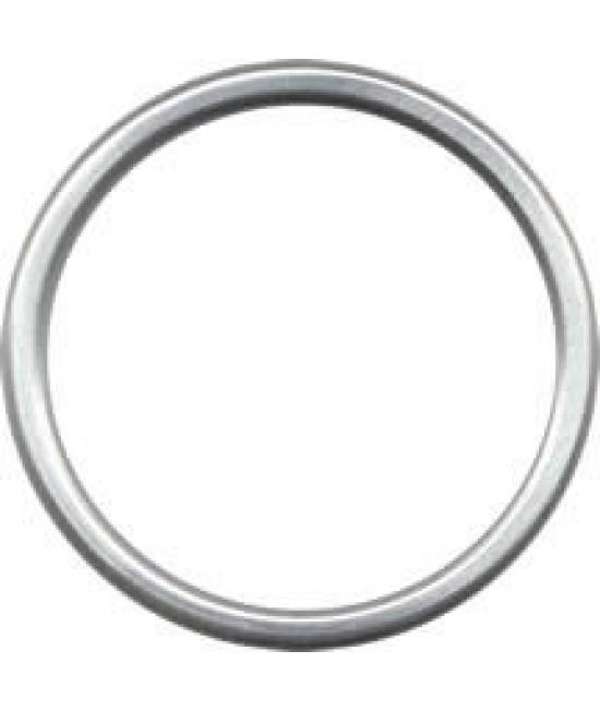 Inele pentru slinguri slingrings originale gri argintii mărimea M